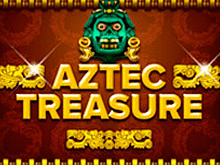 Aztec Treasure в Вулкане Удачи