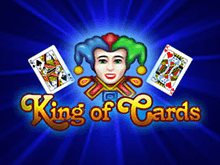 King Of Cards - автоматы Вулкан
